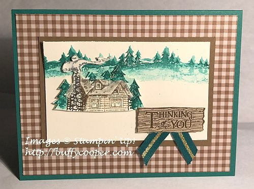 Rustic Retreat, Stampin' Up!