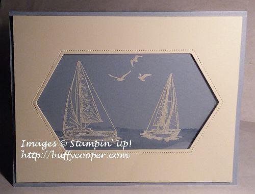Sailing Home, Stampin' Up!
