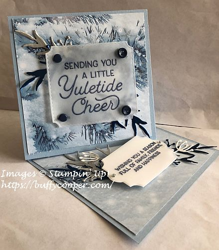 Frosted Foliage, Stampin' Up!