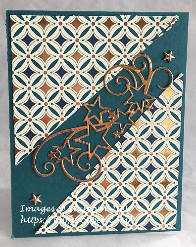 So Many Stars, Stampin' Up!
