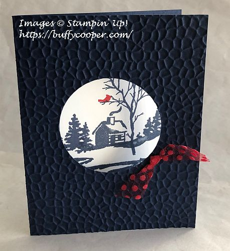 Snow Front, Stampin' Up!