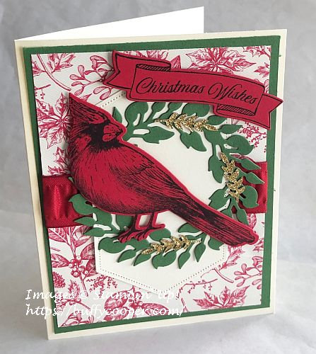 Toile Christmas, Stampin' Up!