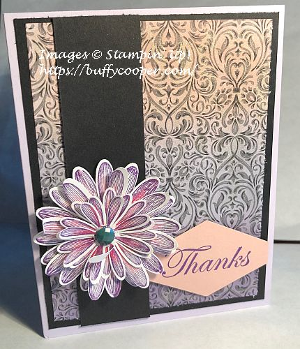 Stampin' Up!, Good Morning Magnolia, Daisy Lane