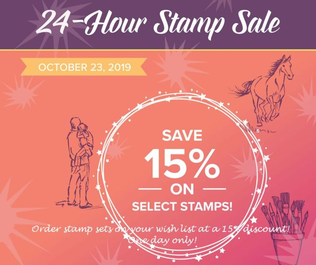 Flash Sale, Stampin' Up!