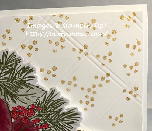Stampin' Up!, Christmastime Is Here, Painted Harvest