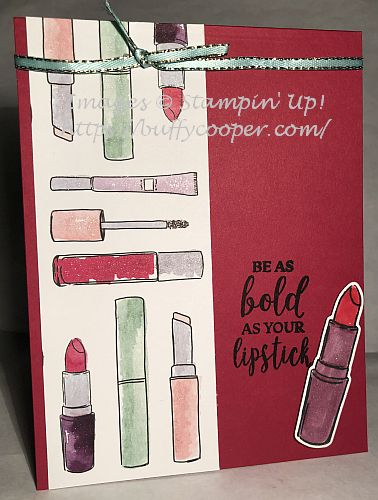 Dressed To Impress, Stampin' Up!