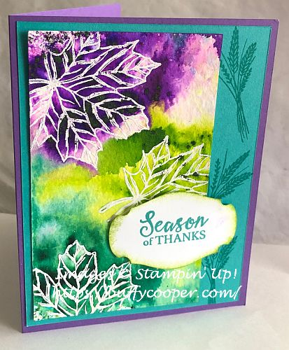 Gather Together, Stampin' Up!