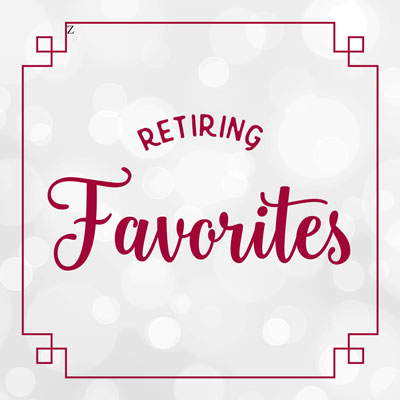 Retiring Favorites, Stampin' Up!