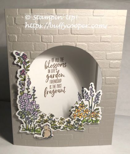 Graces Garden, Stampin' Up!