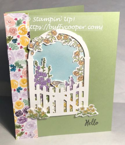 Grace's Garden, Best Dressed, Stampin' Up!