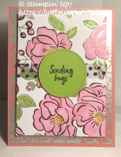 Tags in Bloom, Stampin' Up!