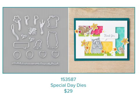 Special Someone, Stampin' Up!