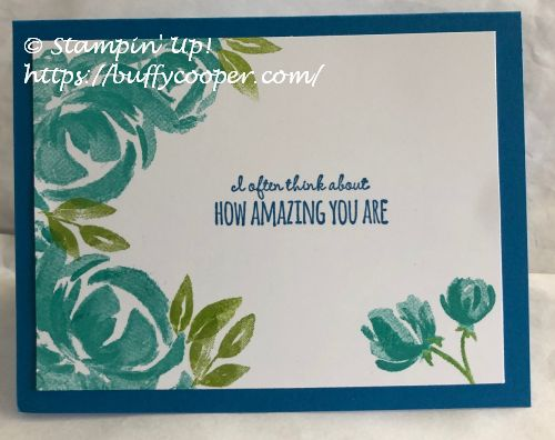 Beautiful Friendship, Thanks for the Laughs, Stampin' Up!