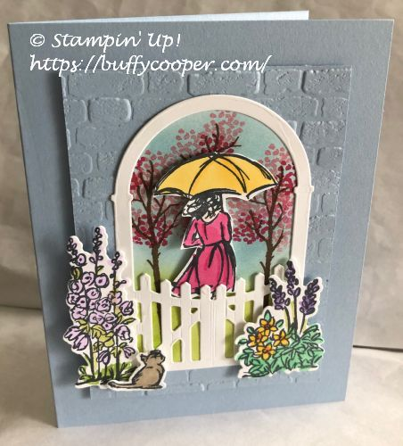 Stampin' Up!, Beautiful You, My Meadow, Grace's Garden