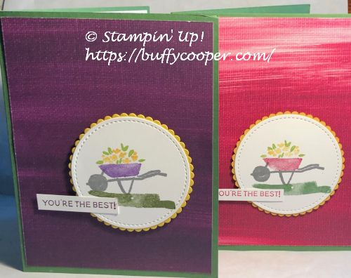 My Meadow, Stampin' Up!, Thanks for the Laughs