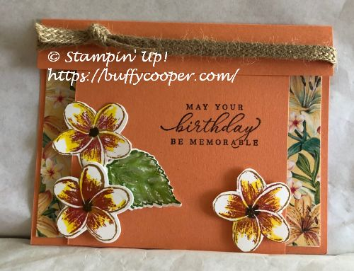 Timeless Tropical, Stampin' Up!