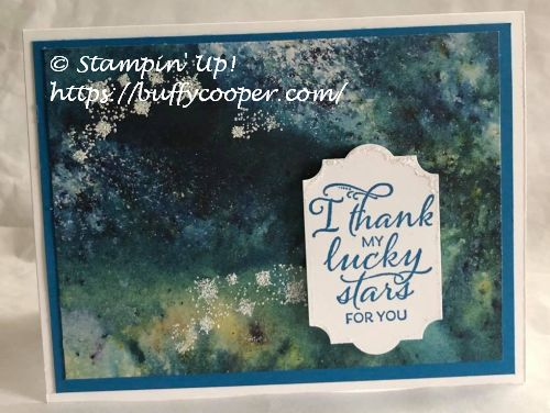Stargazing, Stampin' Up!