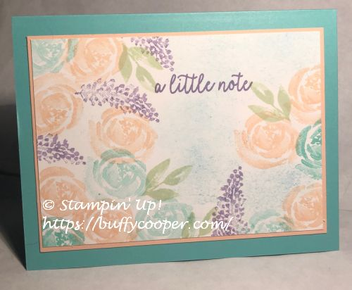Beautiful Friendship, Butterfly Gala, Stampin' Up!