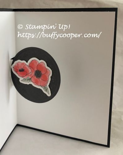 Peaceful Poppies Suite, Stampin' Up!