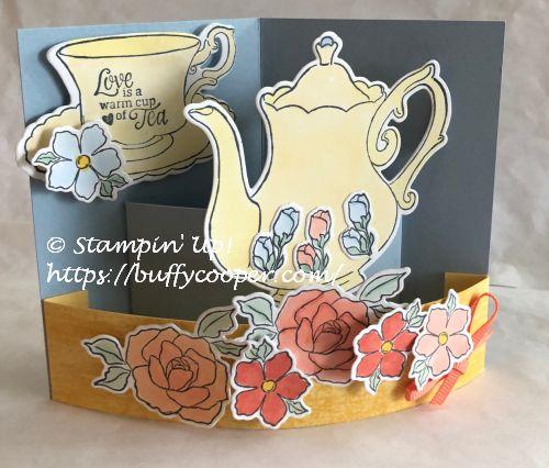 Tea Together, Stampin' Up!