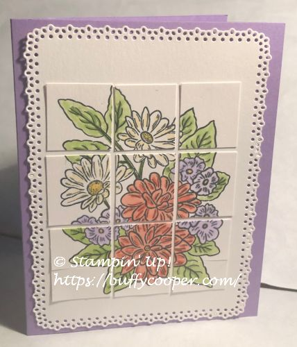 Ornate Style, Ornate Layers, Stampin' Up!