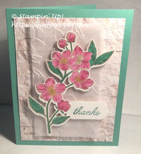 Forever Blossoms, Stampin' Up!, Beauty Abounds