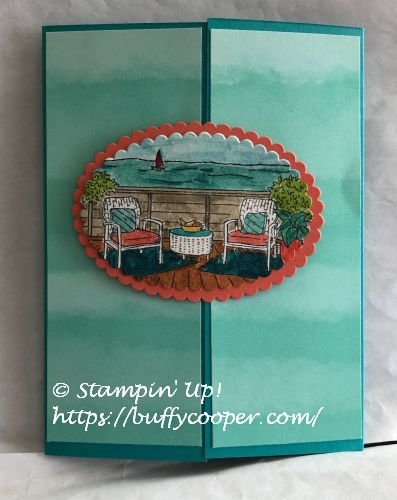 Seaside View, Stampin' Up!