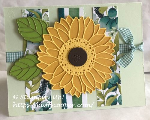 Sunflowers, Celebrate Sunflowers, Stampin' Up!