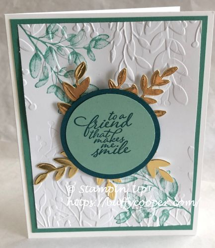 Forever Fern, Stampin' Up!, Bonus Days