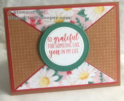 Flowers for Every Season, Stampin' Up!, Country Home