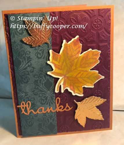 Gather Together, Stampin' Up!, Well Written