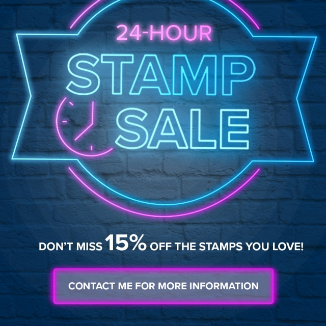 Stampin' Up!, Stamp Sale