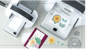 Cut & Emboss, Stampin' Up!