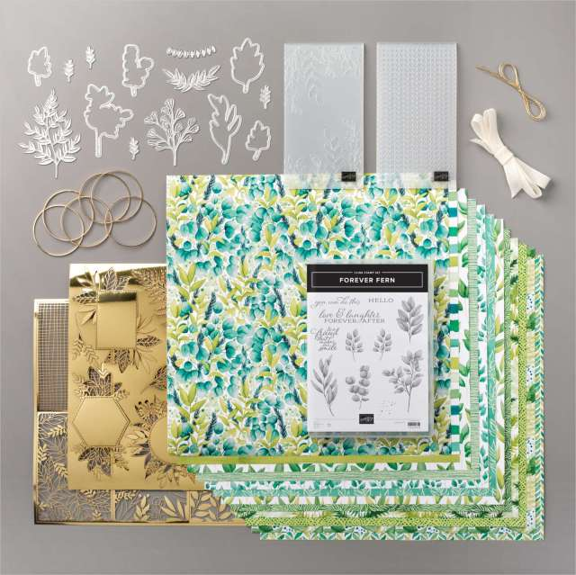 Forever Greenery, Stampin' Up!
