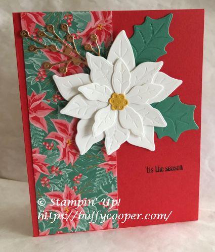 Poinsettia Petals, Stampin' Up!