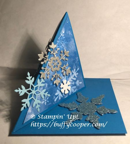 Snowflake Wishes, Stampin' Up!