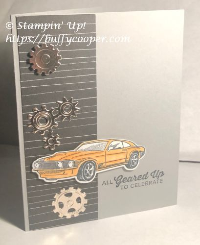 Stampin' Up!, Geared Up Garage
