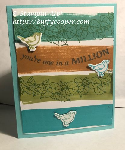 Quite Curvy, Stampin' Up!