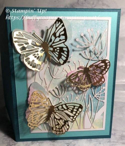 Butterfly Bouquet, Butterfly Brilliance, Stampin' Up!