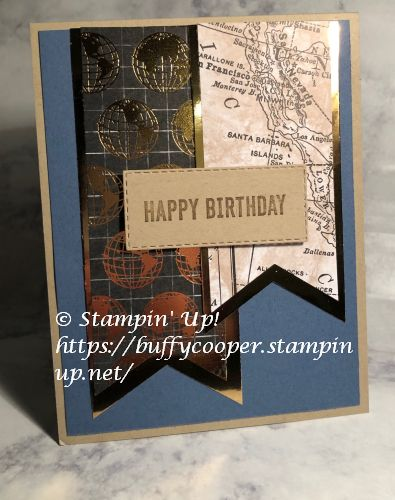 World of Good, Itty Bitty Birthdays, Stampin' Up!