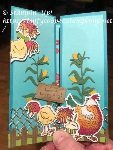 Stampin' Up!, Hey Chick, Hey Birthday Chick, Sale-a-bration