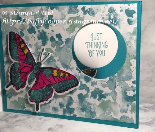 Butterfly Brilliance, Butterfly Bouquet, Stampin' Up!