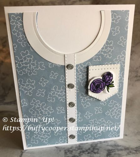 Dressed for Success, Stampin' Up!