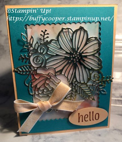 Artistically Inked, Stampin' Up!