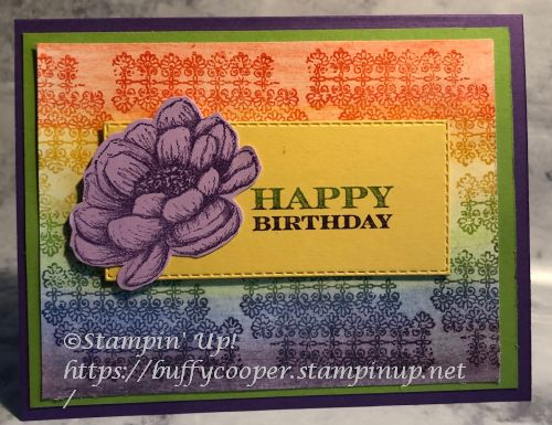 Stampin' Up!, Tasteful Touches, Many Messages, Soft Pastels
