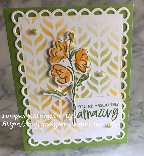 Blending Brushes, Stampin' Up!, Color & Contour