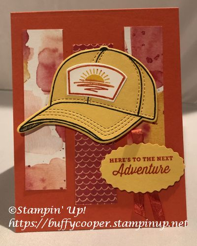 Hats Off, Stampin' Up!