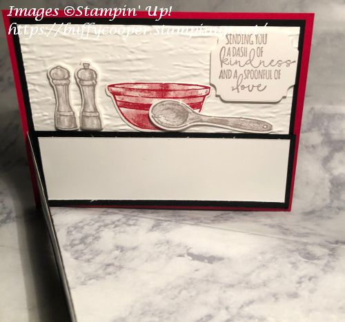 What's Cookin'?, Stampin' Up!