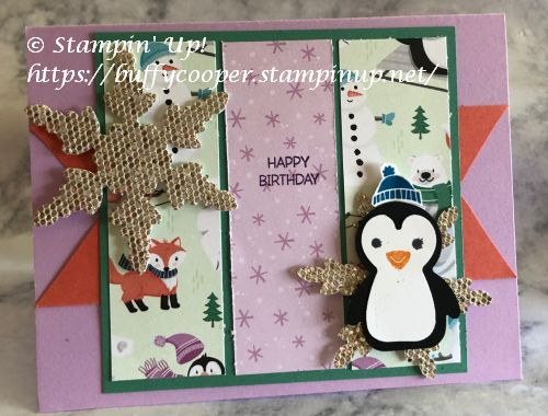 Penguin Place, Stampin' Up!